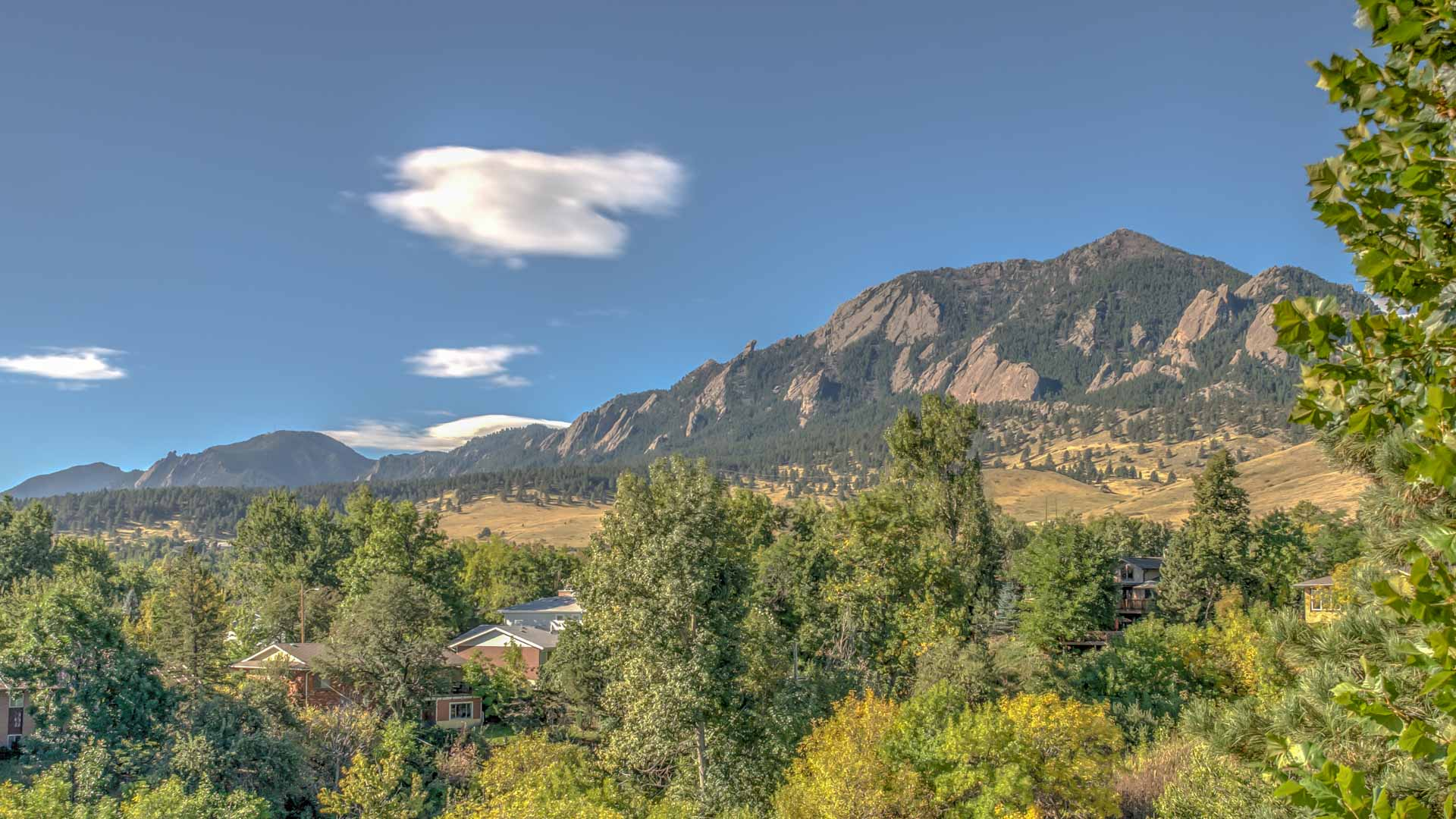 0225 South Boulder Home Deck Flatirons Views 5TMDE E 1920 - Add-Ons