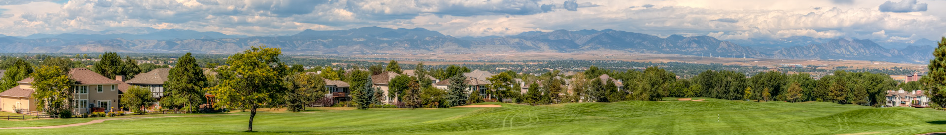 0922 Westminster Legacy Ridge Golf Course Summer 2016 Panorama 5TMDE Edit E 1920 - Real Estate Video