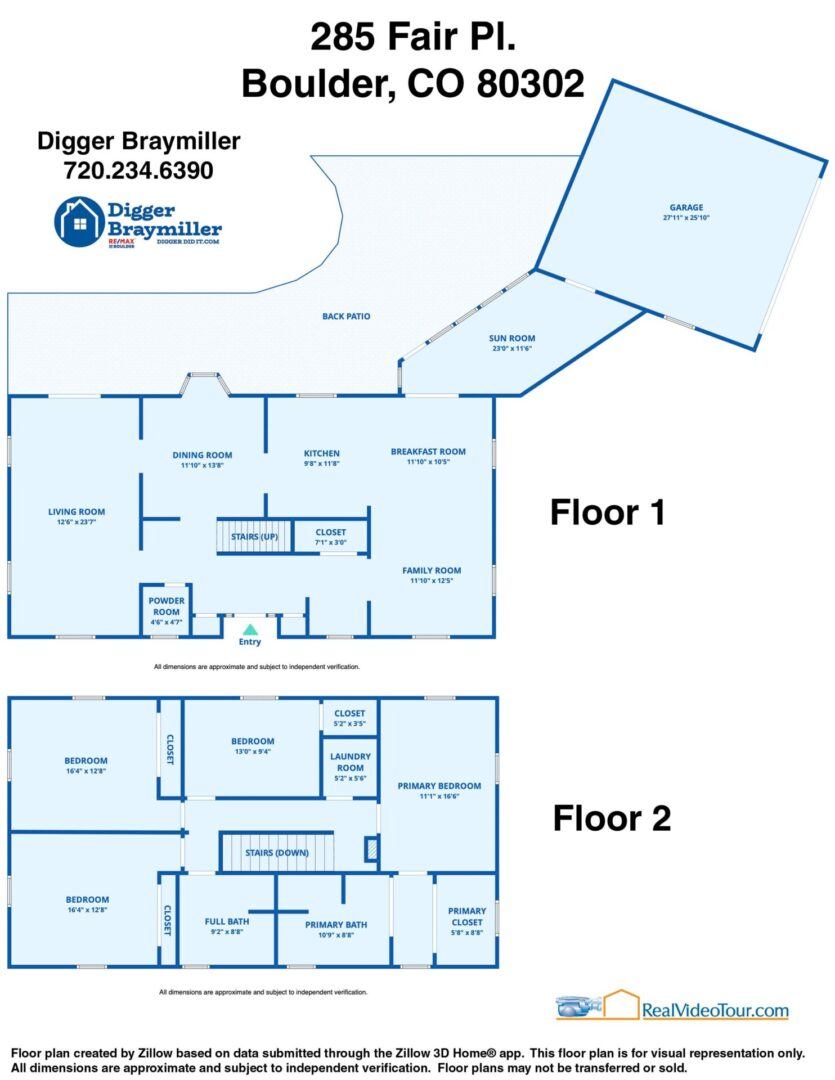 285 Fair Pl Floorplan scaled - Floor Plan